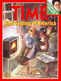 TIME - Global Cooling